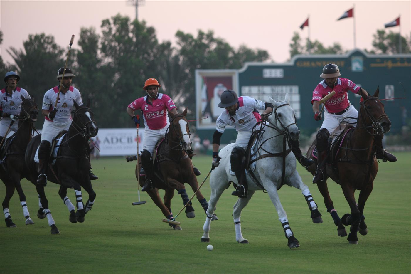 Pink Polo : St Regis Claim Pink Polo Crown At First Attempt