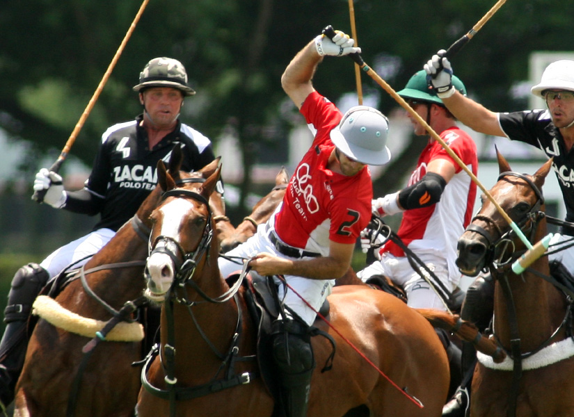 Audi Ends 2013 High Goal Season With 12-8 Loss To Defending U.S. Open Champion Zacara