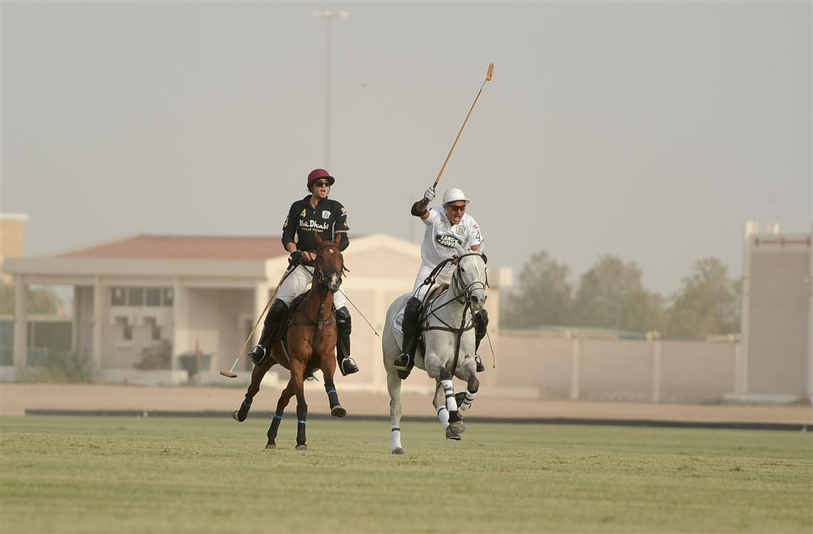 Unbeaten Zedan & Ghantoot Land Rover Meet in HH President Of The UAE Polo Cup